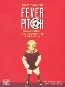 Buchcover Nick Hornby Fever Pitch