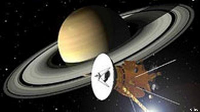 Зонд Cassini завершить своє життя на Сатурні