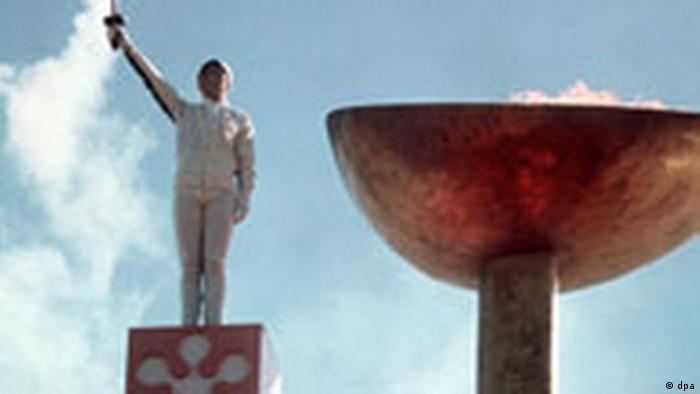 Juegos Olímpicos de Invierno en Japón. (1972).