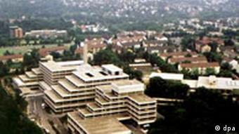 Das Bundeskriminalamt in Wiesbaden