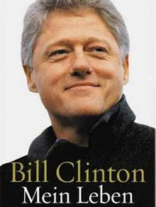 Buchcover Bill Clinton Mein Leben