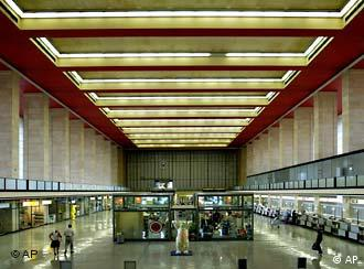 Tempelhof Airport: a prime example of the architecture of the Nazi era