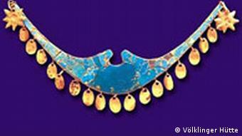 Ausstellung Inka Gold in der Völklinger Hütte (Völklinger Hütte)
