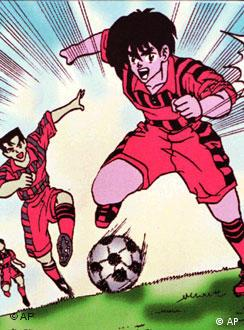 Soccer Boy was launched by Chinese state to counter foreign influence in comics