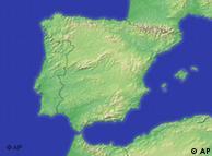 17 comunidades y dos ciudades autónomas componen el mapa político español.