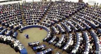 Europäisches Parlament Europa-Parlament Strassbourg