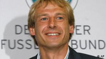 Jürgen Klinsmann wird Nationaltrainer