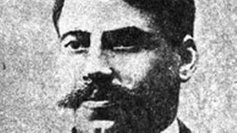 Ο Γκότσε Ντέλτσεφ, βούλγαρος μαχητής κατά των Τούρκων