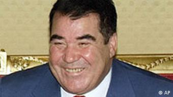 Saparmurad Niyazov