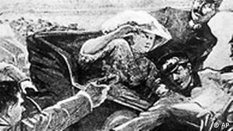 Ermordung von Erzherzog Ferdinand