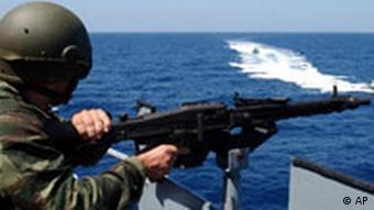 Olympia Sicherheit Griechische Marine Hydra