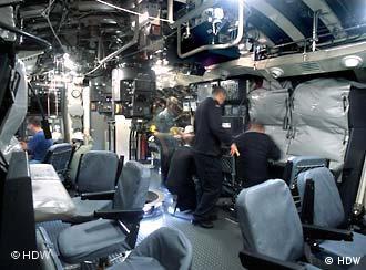 Nuevo s per submarino pol tica dw de for Interior submarino