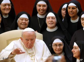 Die Rolle Der Frau In Der Katholischen Kirche
