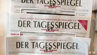 Kalenderblatt Der Tagesspiegel