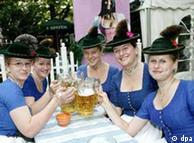 'Prost' na Baviera