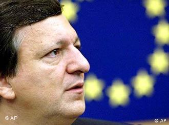 Der angeschlagene Barroso musste nachbessern