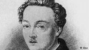 Portrait of Georg Buechner