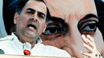 Indian Prime Minister Rajiv Gandhi lost the 1989 election because of the Bofors scandal