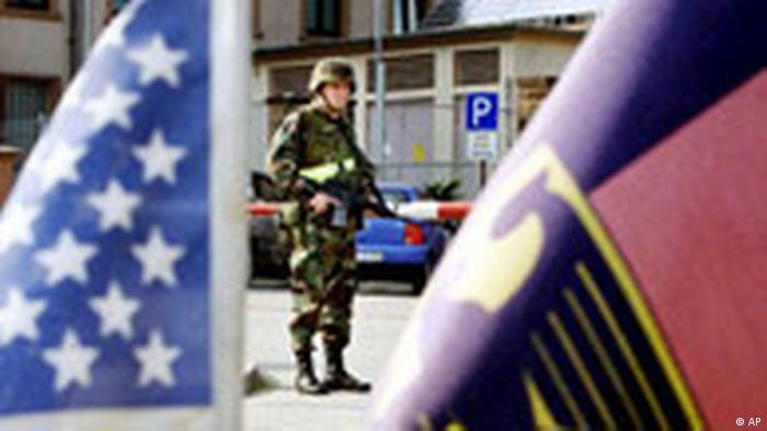 US-Streitkräfte in Deutschland ziehen ab (AP)