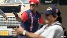 Gewalt in Venezuela nimmt kein Ende