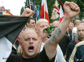 Neo-Nazis are branching out from rock to spread their message through other genres