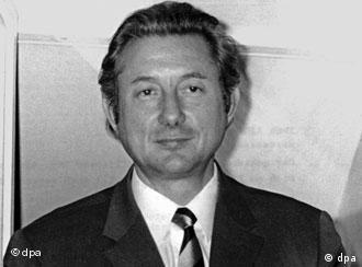 Theo Albrecht in a 1971 photograph