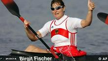 Kanu-Legende Birgit Fischer holt achte Goldmedaille