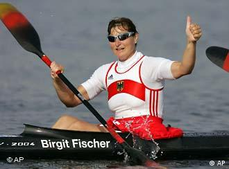 Birgit Fischer: Olympic Legend | Culture| Arts, music and lifestyle  reporting from Germany | DW | 03.09.2004