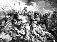 Cruzadas  eram sangrentas