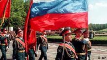 Jahrestag - Abzug der russischen Truppen