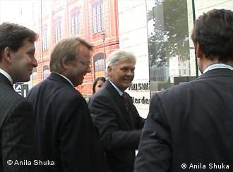 Белорусский политик: национал-демократы на выборах президента должны рассчитывать только на себя