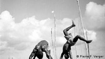 Schwarze Götter im Exil Capoeira Salvador der Bahia 1946-1948 Pierre F. Verger
