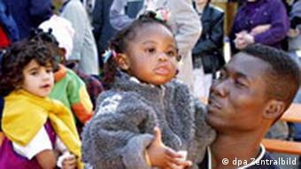 Afrikaner in Deutschland Interkulturelle Woche Cottbus