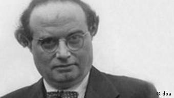 Der Schriftsteller Franz Werfel