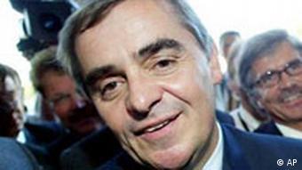 Kompetenzteam: Ministerpräsident Peter Müller, Porträt
