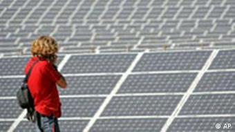 Solarstromkraftwerk in Espenhain
