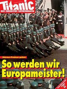 titanic - Stürmerproblem gelöst...