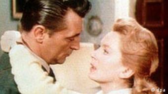Deborah Kerr, hier mit Cary Grant