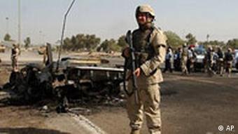 Der Guerillakrieg im Irak geht weiter