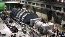 Nukleare Anlage im Iran