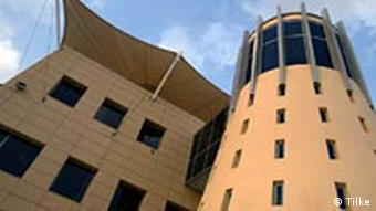 Galerie Tilke Bahrain Architektur