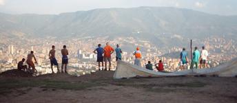 El Golombiao, Kolumbien Streetfootballworld