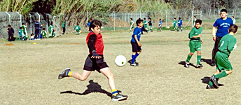 Peres Center, Israel Streetfootballworld