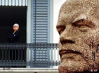 Статуя Ленина