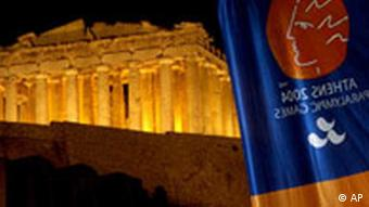 Paralympics in Athen