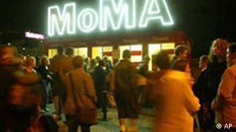 Moma Ausstellung in Berlin geht zu Ende