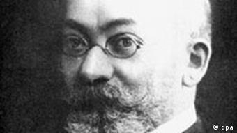 Ludwig Lazarus Zamenhof wymyślił w 1887 Esperanto.