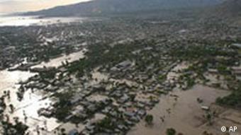 Jeanne wütete in Haiti