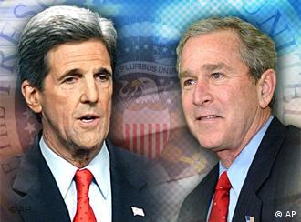 John Kerry has called George Bush's foreign policy arrogant