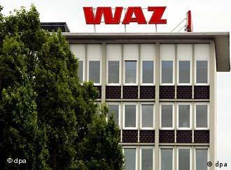 Центральный офис концерна WAZ в эссене